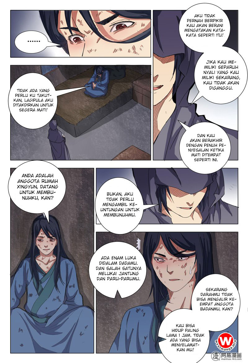 Deity's Path through Ten Thousand Worlds: Chapter 04 - Page 3