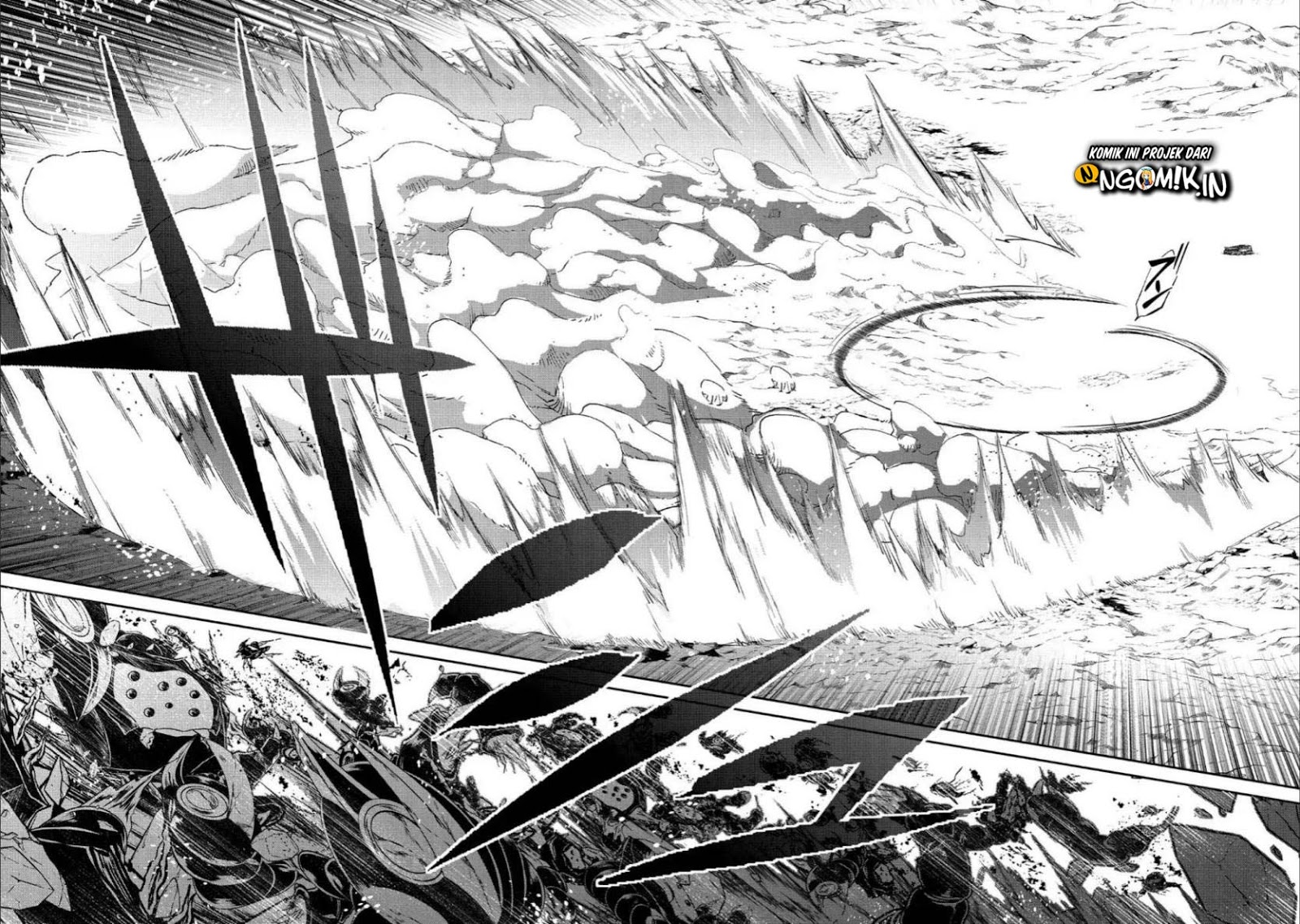 Yasei no Last Boss ga Arawareta: Chapter 22 - Page 38