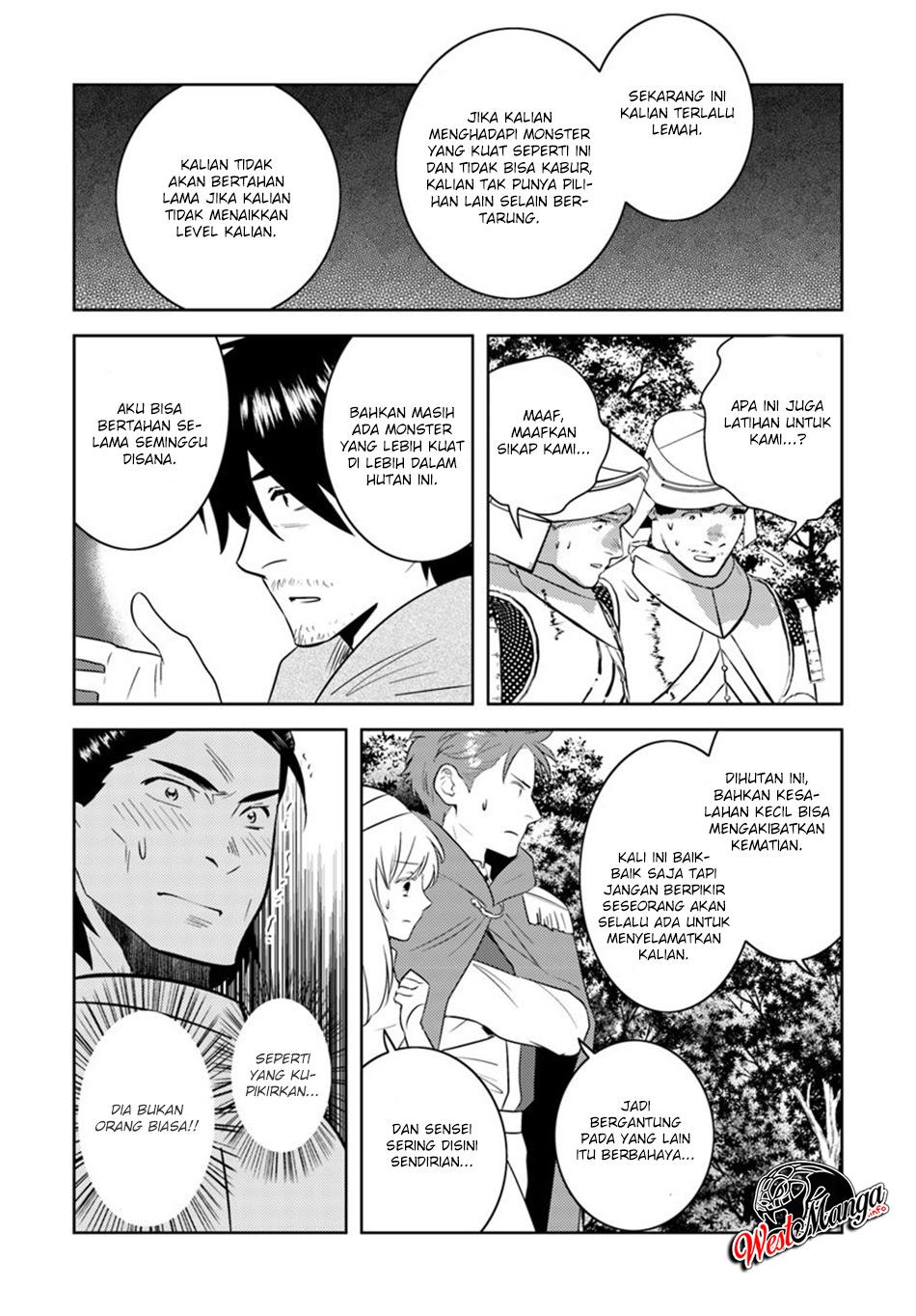 Arafoo Kenja no Isekai Seikatsu Nikki: Chapter 14 - Page 8