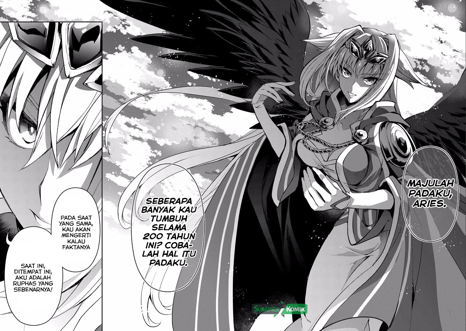 Yasei no Last Boss ga Arawareta: Chapter 05 - Page 14