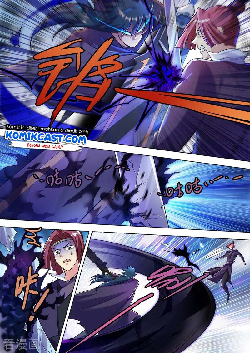 Spirit Sword Sovereign: Chapter 309 - Page 7