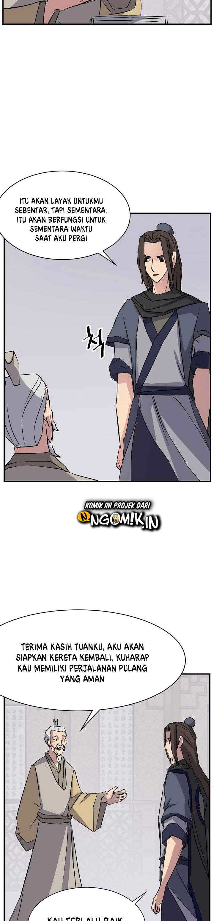The Invincible Immortal: Chapter 59 - Page 15