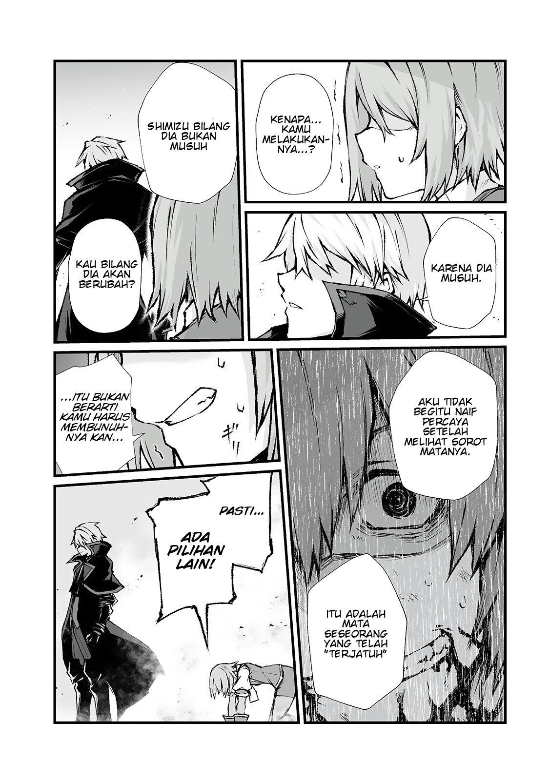 Arifureta Shokugyou de Sekai Saikyou: Chapter 37 - Page 2