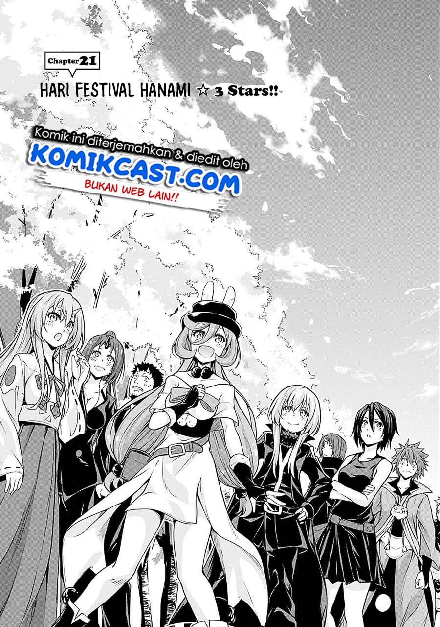 Tensei Shitara Slime Datta Ken: Spin Off: Chapter 22 - Page 3