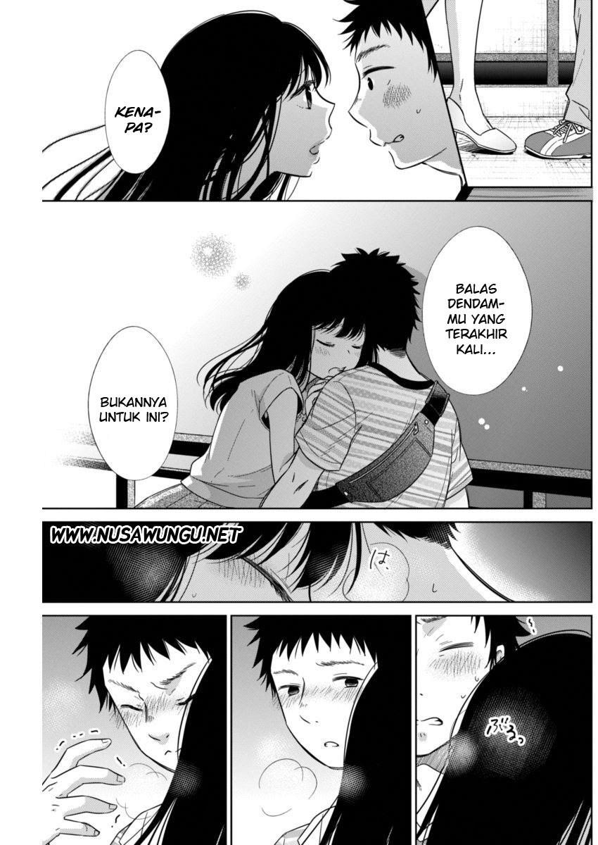 Zenbu, Kimi no Sei da: Chapter 01 - Page 35