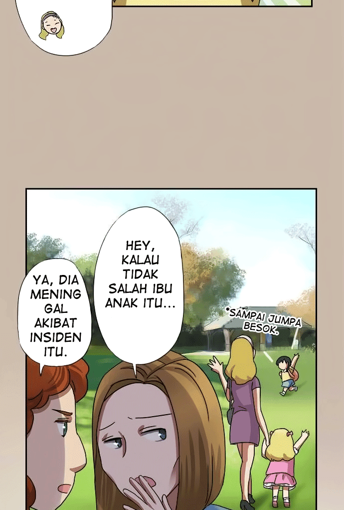 Distancia ~ The Untouchable One: Chapter 06 - Page 29