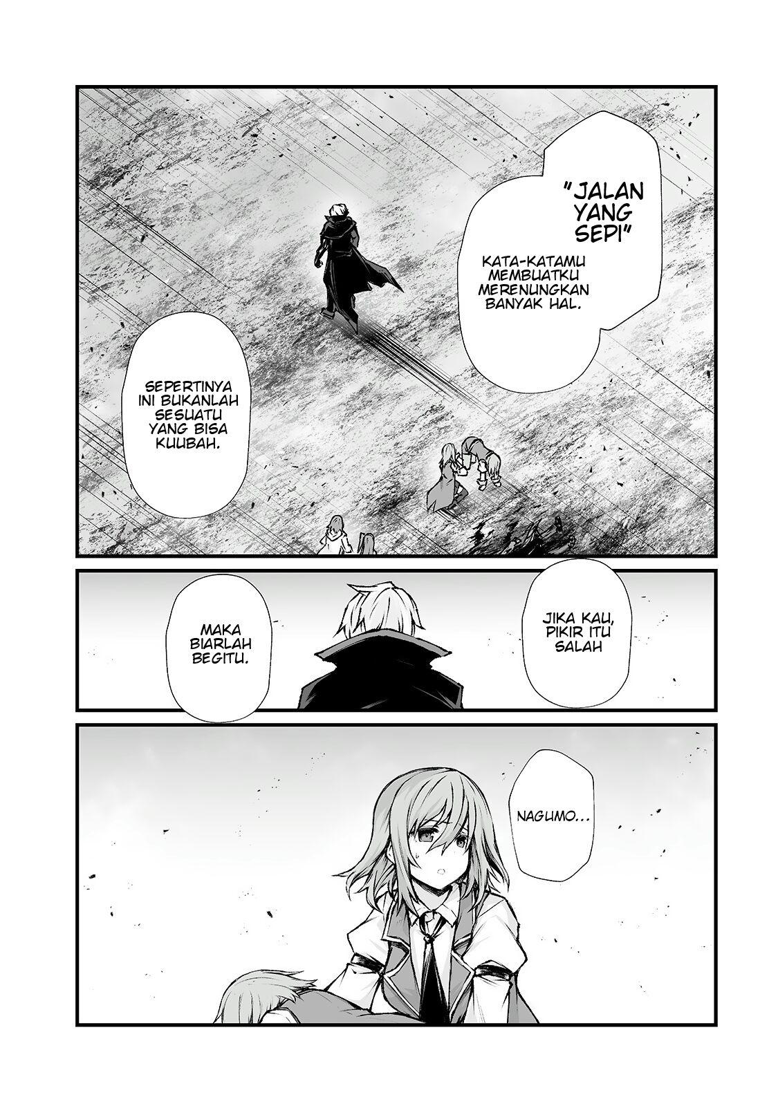Arifureta Shokugyou de Sekai Saikyou: Chapter 37 - Page 4