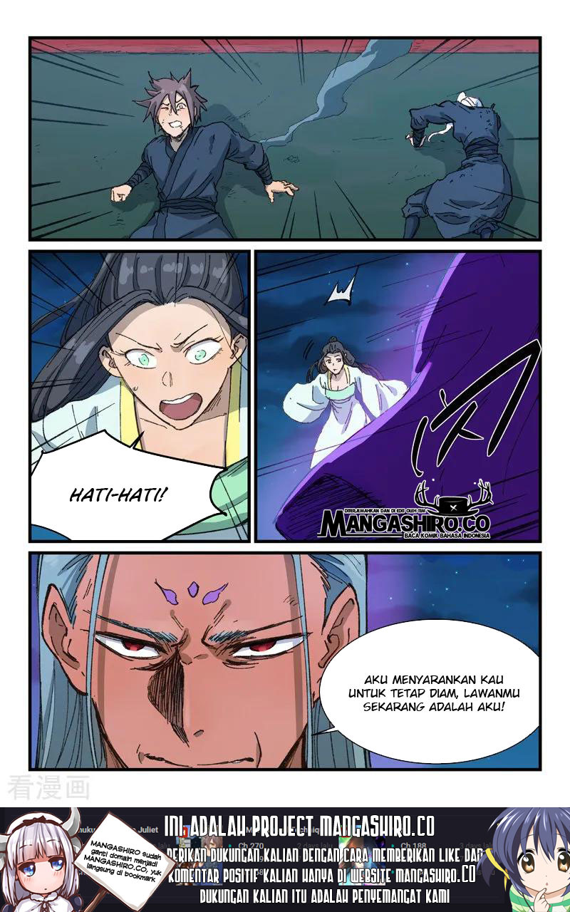 Star Martial God Technique: Chapter 367 - Page 7