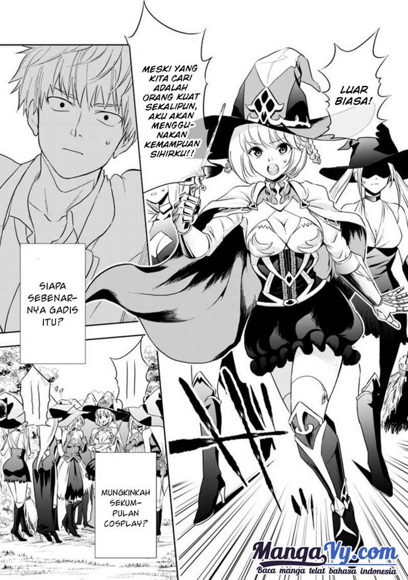Ore no Ie ga Maryoku Spot datta Ken - Sundeiru dake de Sekai Saikyou: Chapter 01 - Page 9