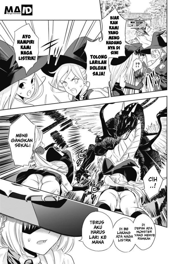 Ore no Ie ga Maryoku Spot datta Ken - Sundeiru dake de Sekai Saikyou: Chapter 02 - Page 9