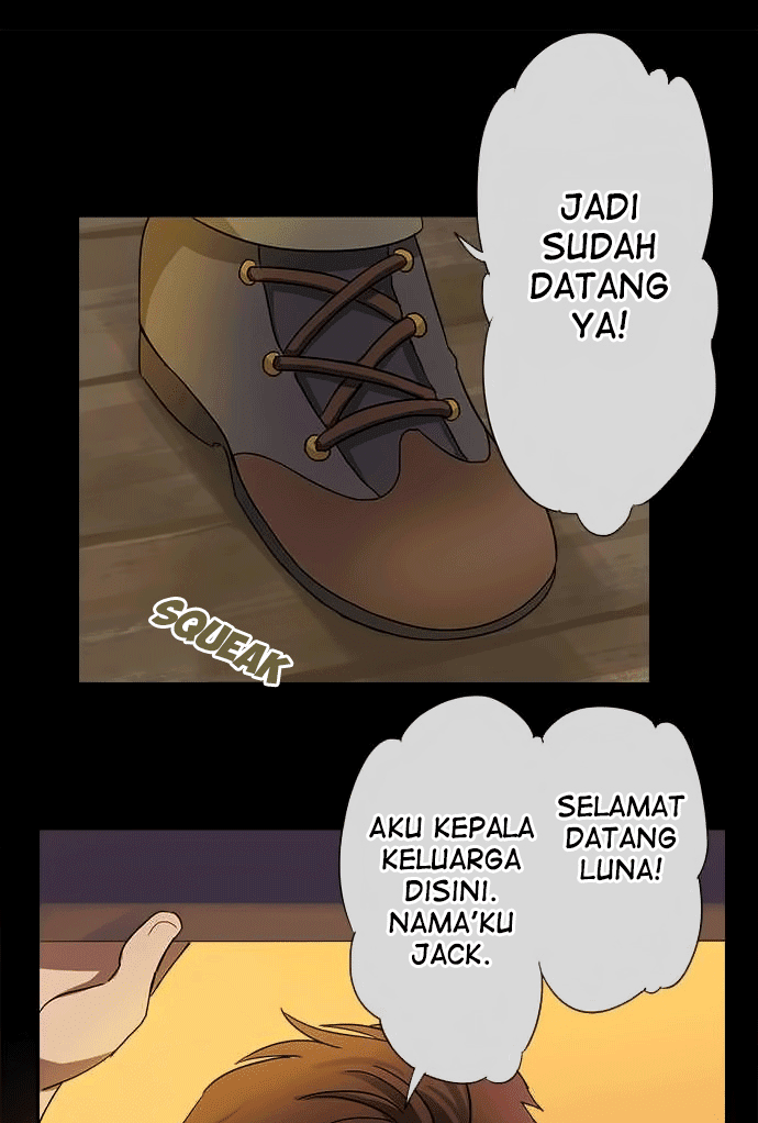 Distancia ~ The Untouchable One: Chapter 06 - Page 13