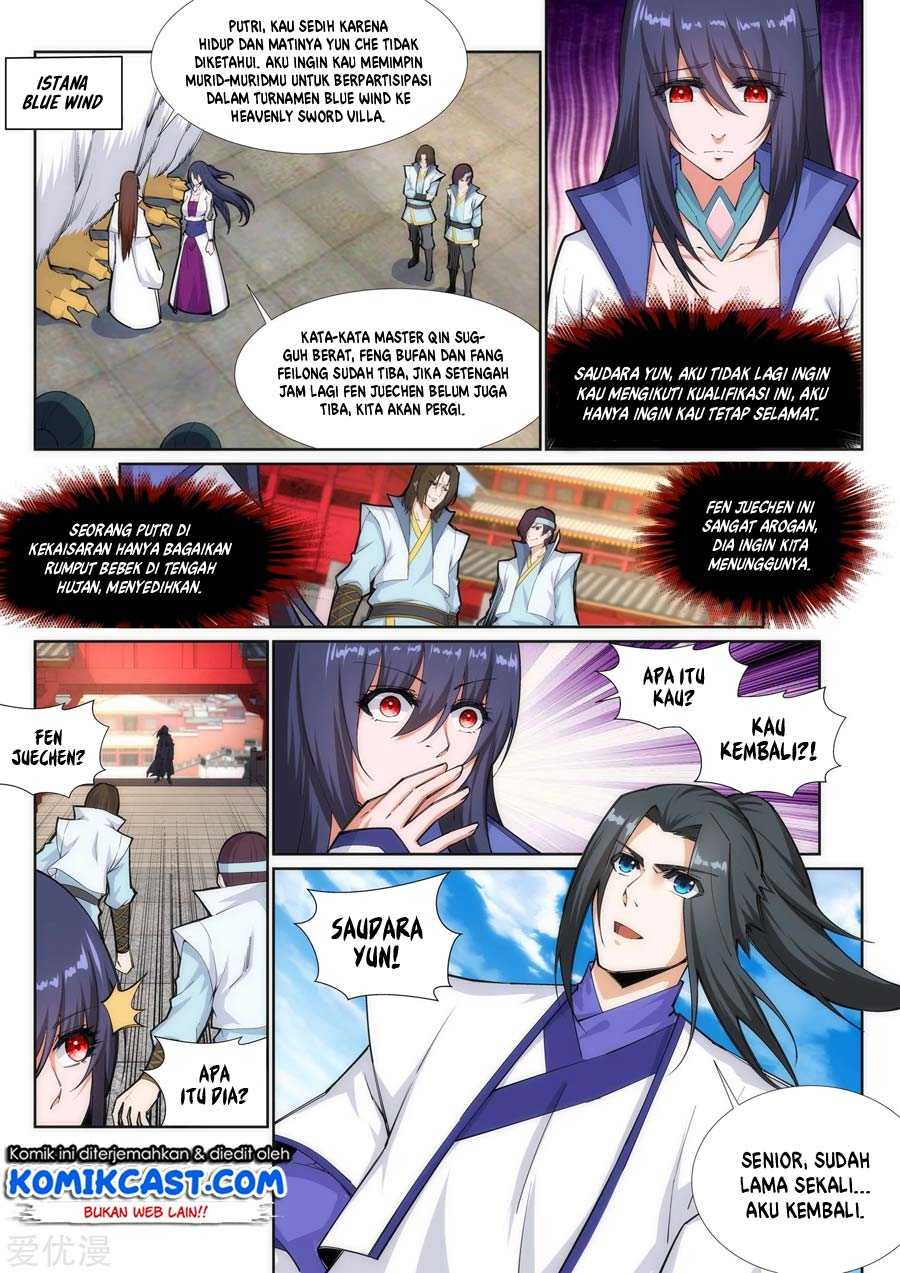 Against the Gods: Chapter 131 - Page 4