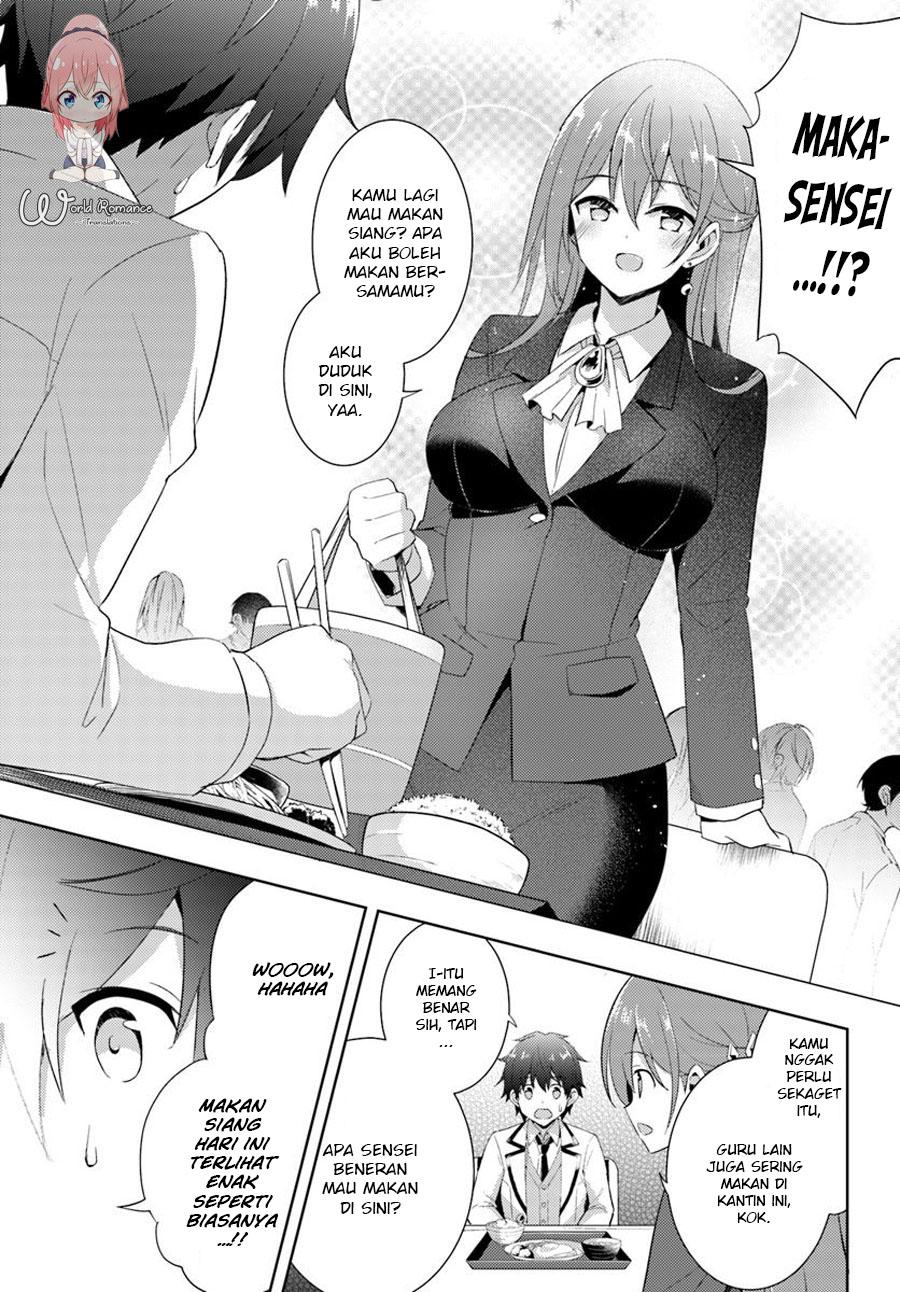 Boku no Kanojo Sensei: Chapter 06 - Page 4
