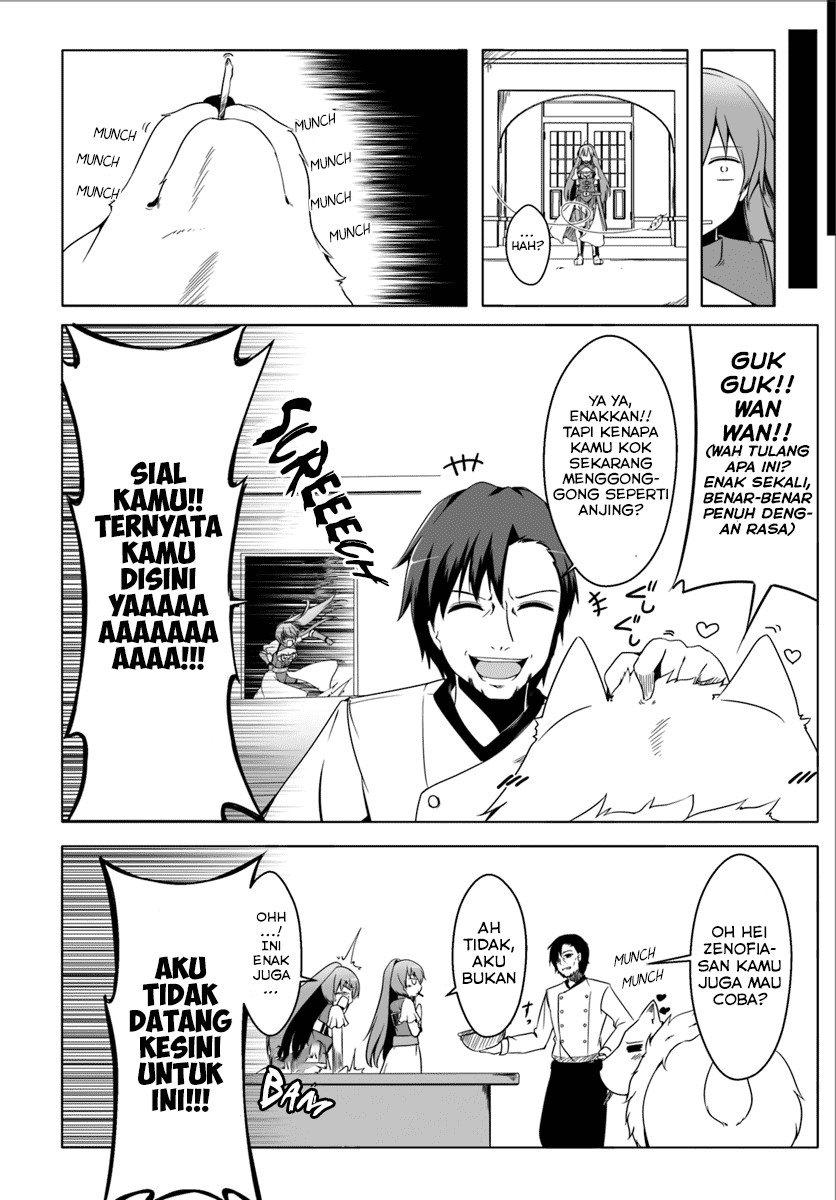 Wanwan Monogatari: Kanemochi no Inu ni Shite to wa Itta ga, Fenrir ni Shiro to wa Itte Nee!: Chapter 02 - Page 8