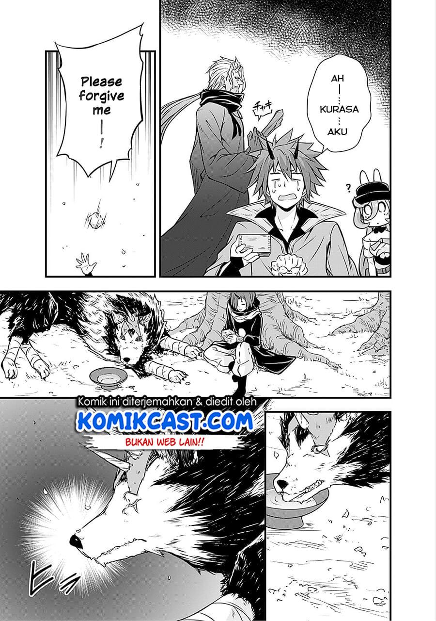 Tensei Shitara Slime Datta Ken: Spin Off: Chapter 22 - Page 15