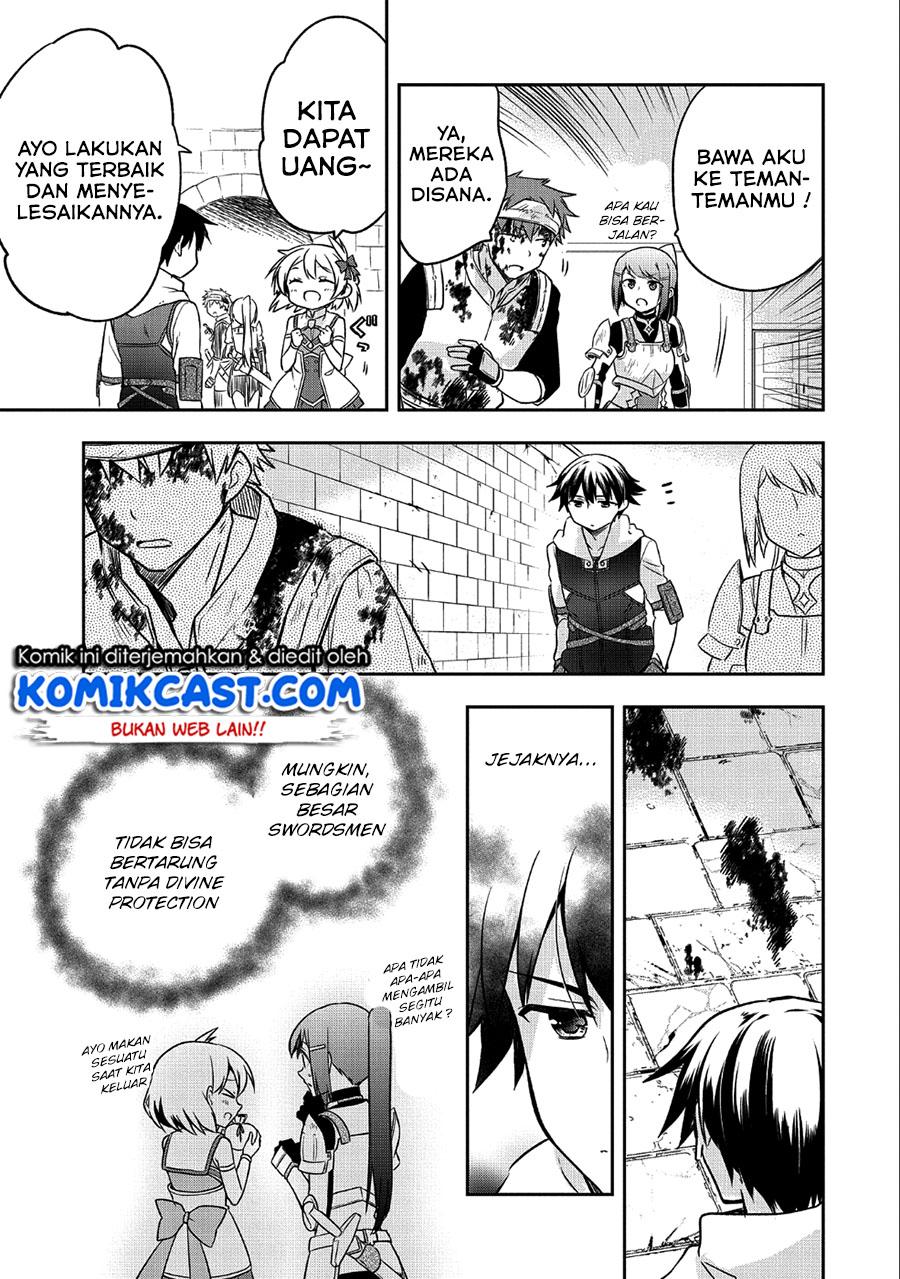 Mushoku no Eiyuu: Betsu ni Skill Nanka Iranakattan daga: Chapter 07 - Page 24