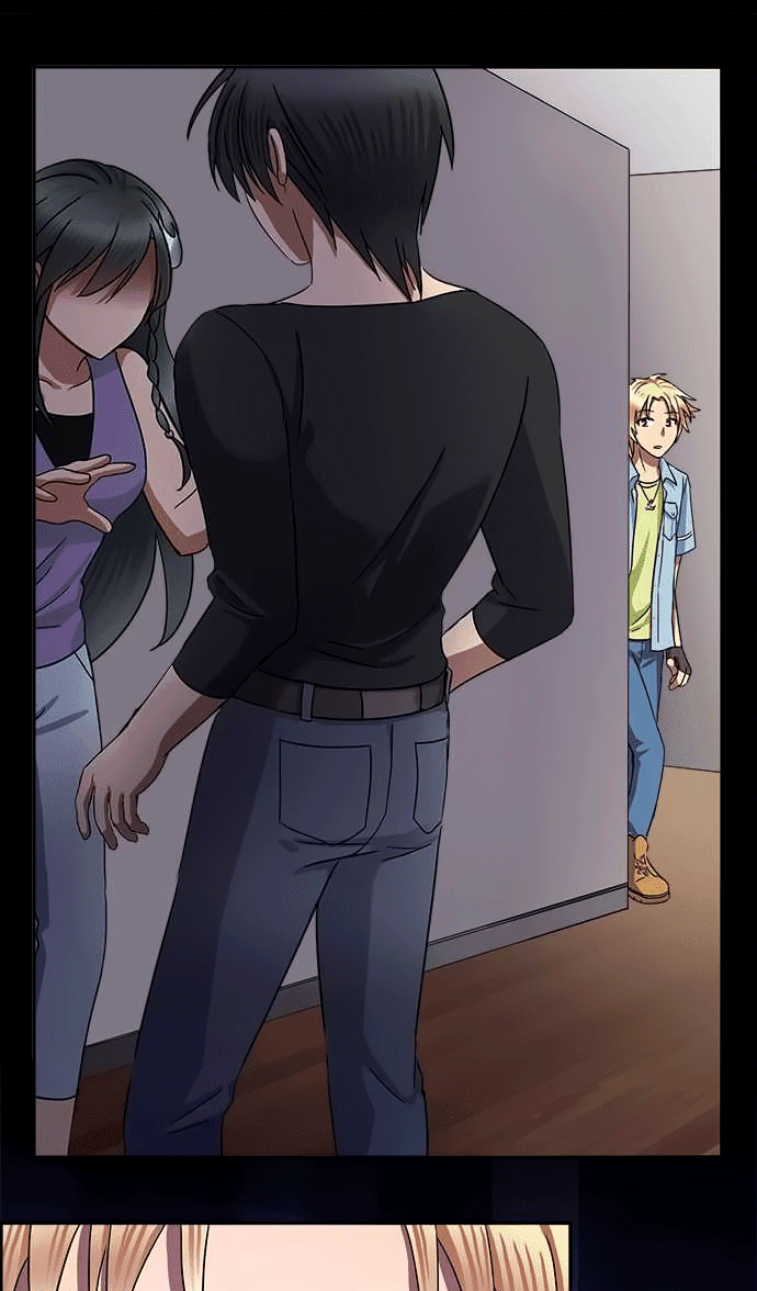 Distancia ~ The Untouchable One: Chapter 12 - Page 9
