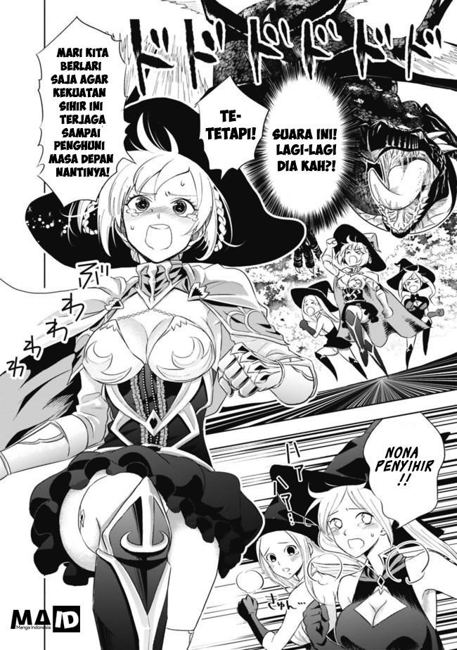 Ore no Ie ga Maryoku Spot datta Ken - Sundeiru dake de Sekai Saikyou: Chapter 02 - Page 8