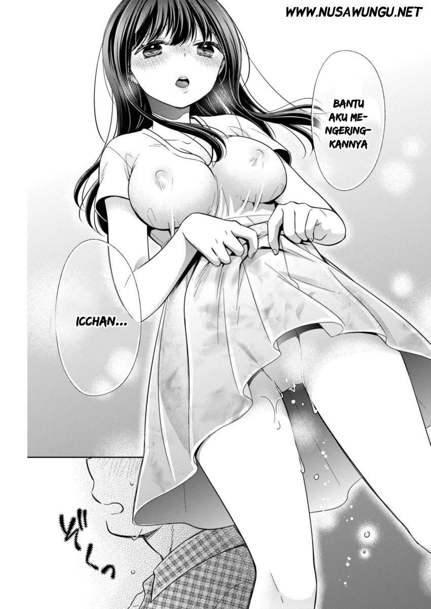 Zenbu, Kimi no Sei da: Chapter 01 - Page 27