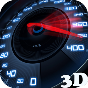 Speedometer Live Wallpaper 3D on Google Play Reviews   Stats Speedometer Live Wallpaper 3D Icon