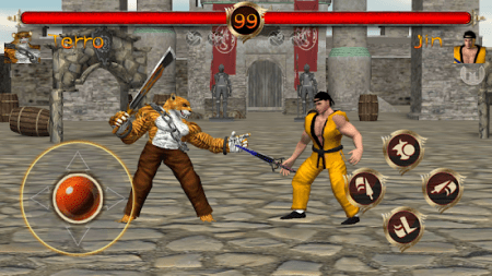 Terra Fighter 2   Fighting Games   Apps on Google Play Screenshot Image