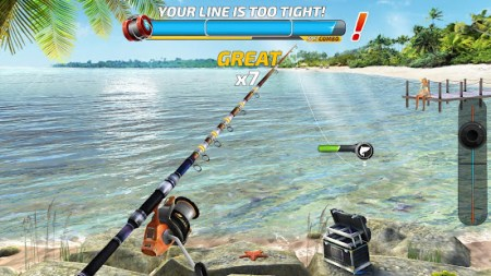 Fishing Clash  Catching Fish Game  Bass Hunting 3D   Apps on Google Play Screenshot Image