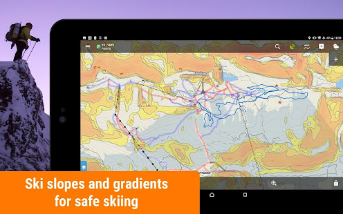 Locus Map Free   Hiking GPS navigation and maps   Apps on Google Play Screenshot Image