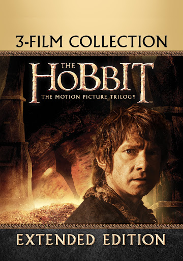 The Hobbit The Motion Picture Trilogy Extended Edition
