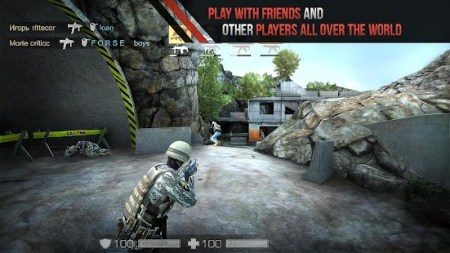 Top 6 Best Offline Multiplayer Shooting Games for Android   Techniblogic Standoff Multiplayer Screenshot