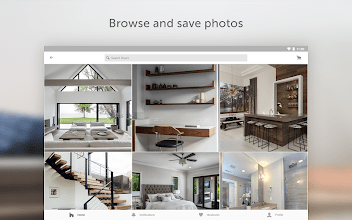 Houzz Home Design Remodel Apps On Google Play   Exterior Stairs Designs Of Indian Houses   Railing   Outdoor   Residential House   Metal   Modern