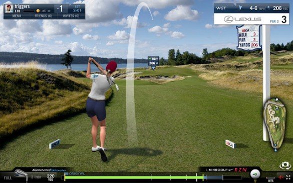 WGT Golf Challenge   Chrome Web Store