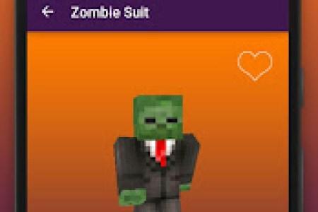 Minecraft Spielen Deutsch Skin Para Minecraft Pe Zombie Bild - Skins para minecraft pe zombie