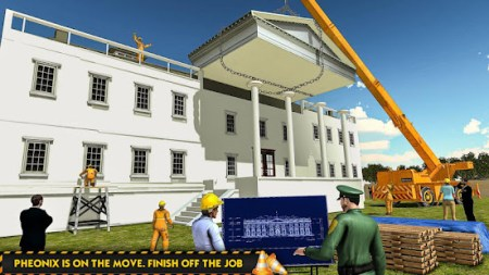 White House Building Construction Games City Build   Apps on Google Play Screenshot Image
