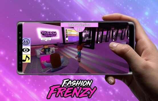 Download guide of fashion frenzy ROBLOX APK latest version app for         guide of fashion frenzy ROBLOX poster