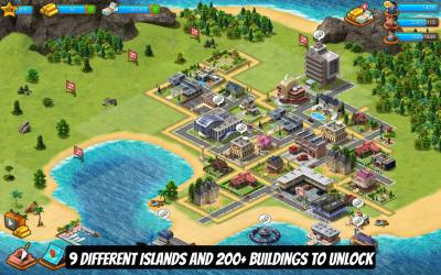 Paradise City Island Sim: Resort Tycoon Game - Android ...