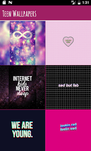 Teen Wallpapers Free   Apps on Google Play Screenshot Image