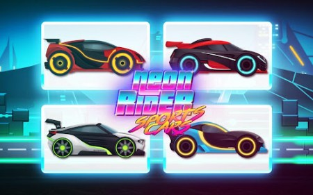 Car Games  Neon Rider Drives Sport Cars   Apps on Google Play Screenshot Image