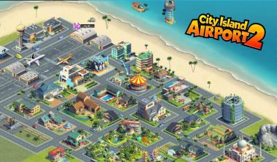 City Island: Airport 2 - Android Apps on Google Play