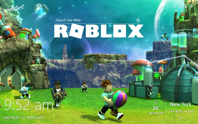 Roblox Games HD Wallpapers Theme   Chrome Web Store Install this extension and enjoy different HD wallpapers of Roblox Games  with every new tab you open