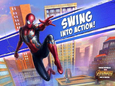 MARVEL Spider Man Unlimited   Apps on Google Play Screenshot Image