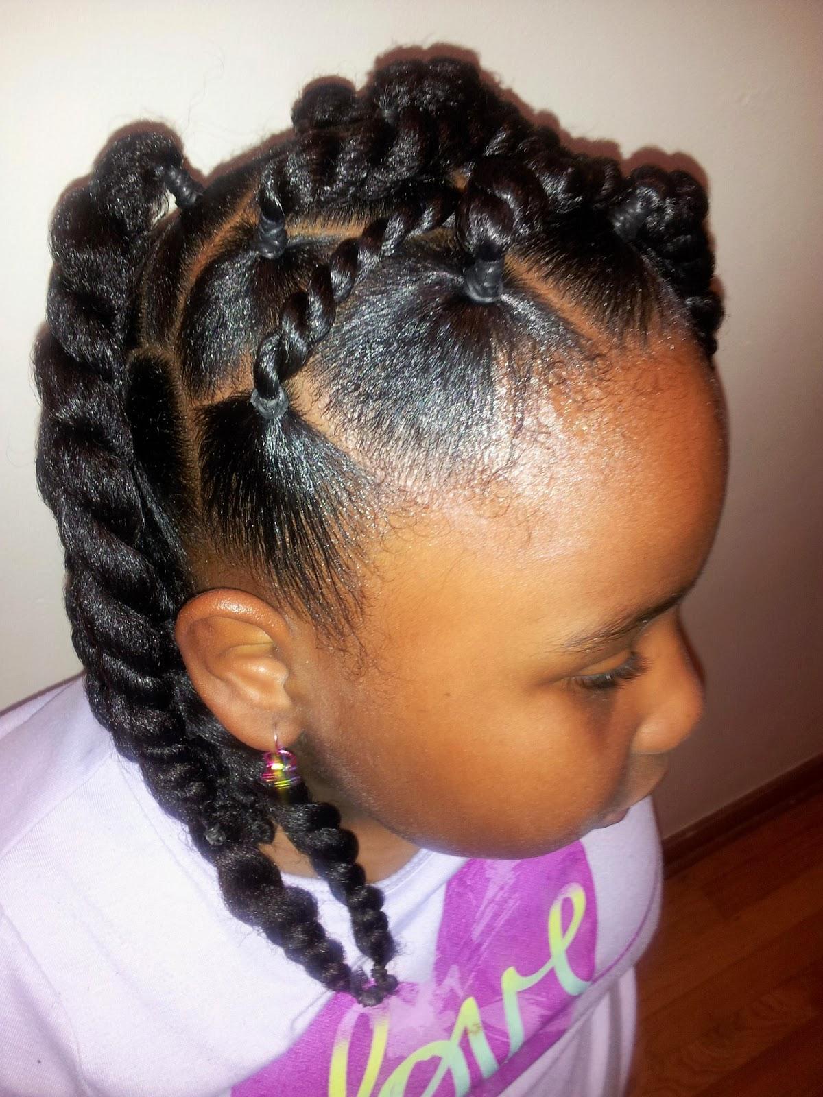 Short Twist Boy Hairstyles Natural