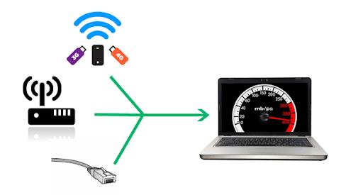 Dispatch-proxy – 免费开源,简单无限制合并多个网络连接,带宽叠加,提升网速,加速上传下载
