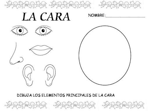 Silueta Y De Cuerpo Dibujos Nino De La Del Nina