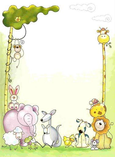 Safari Baby Shower Invitations Template Free