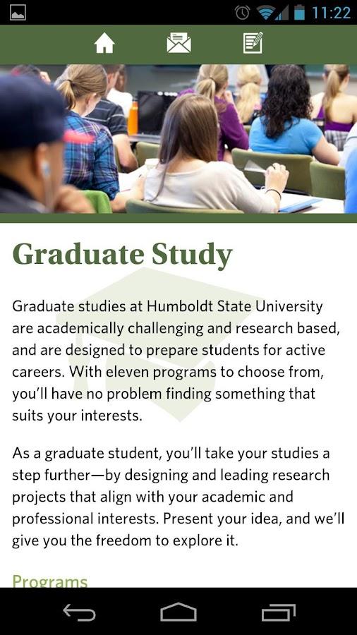 Humboldt State University Campus Map