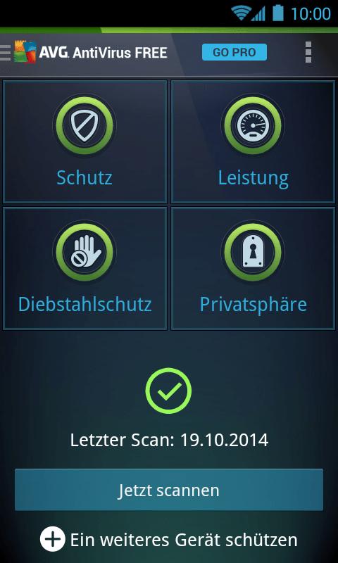 Free Antivirus App