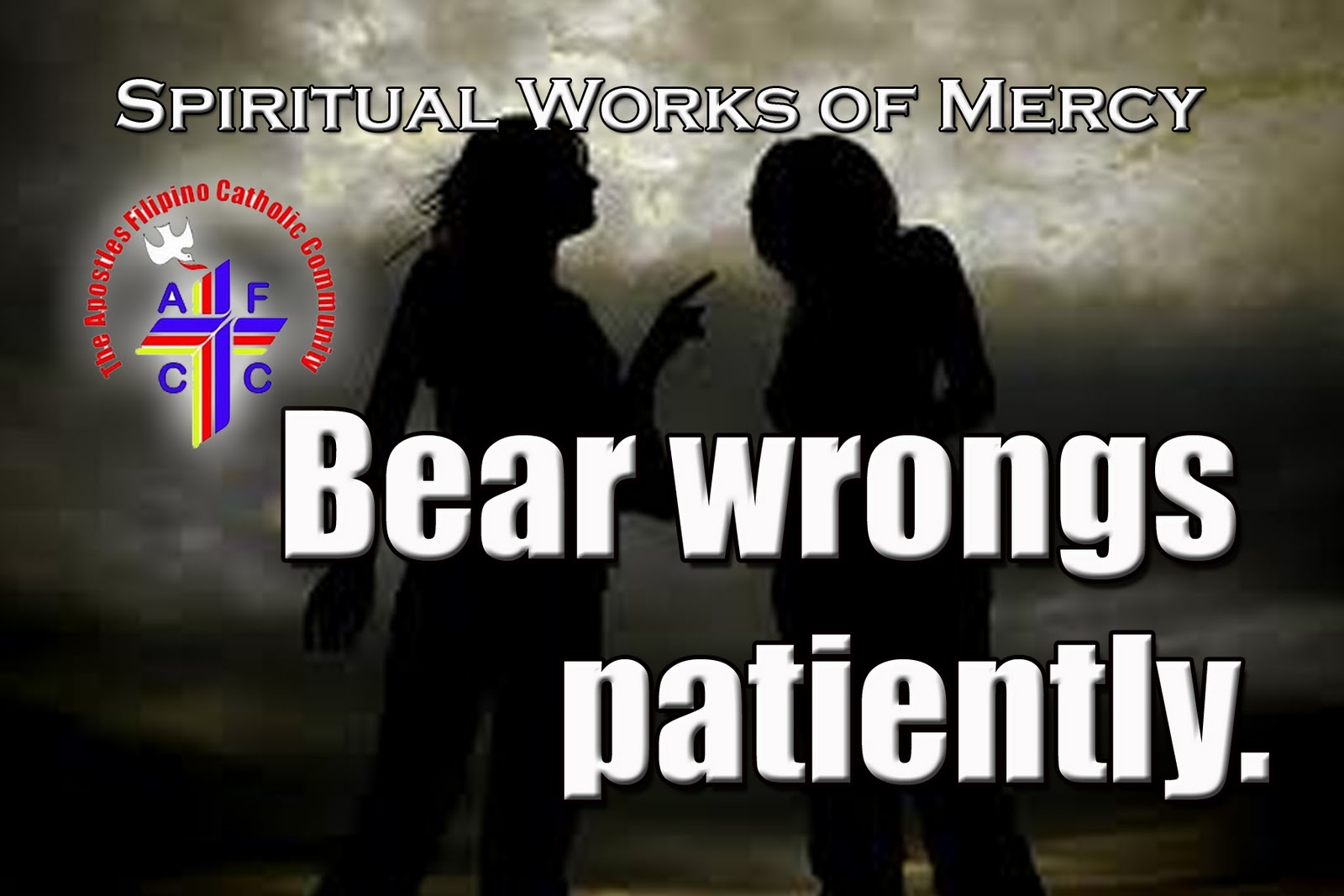 The gallery for --> Bear Wrongs Patiently