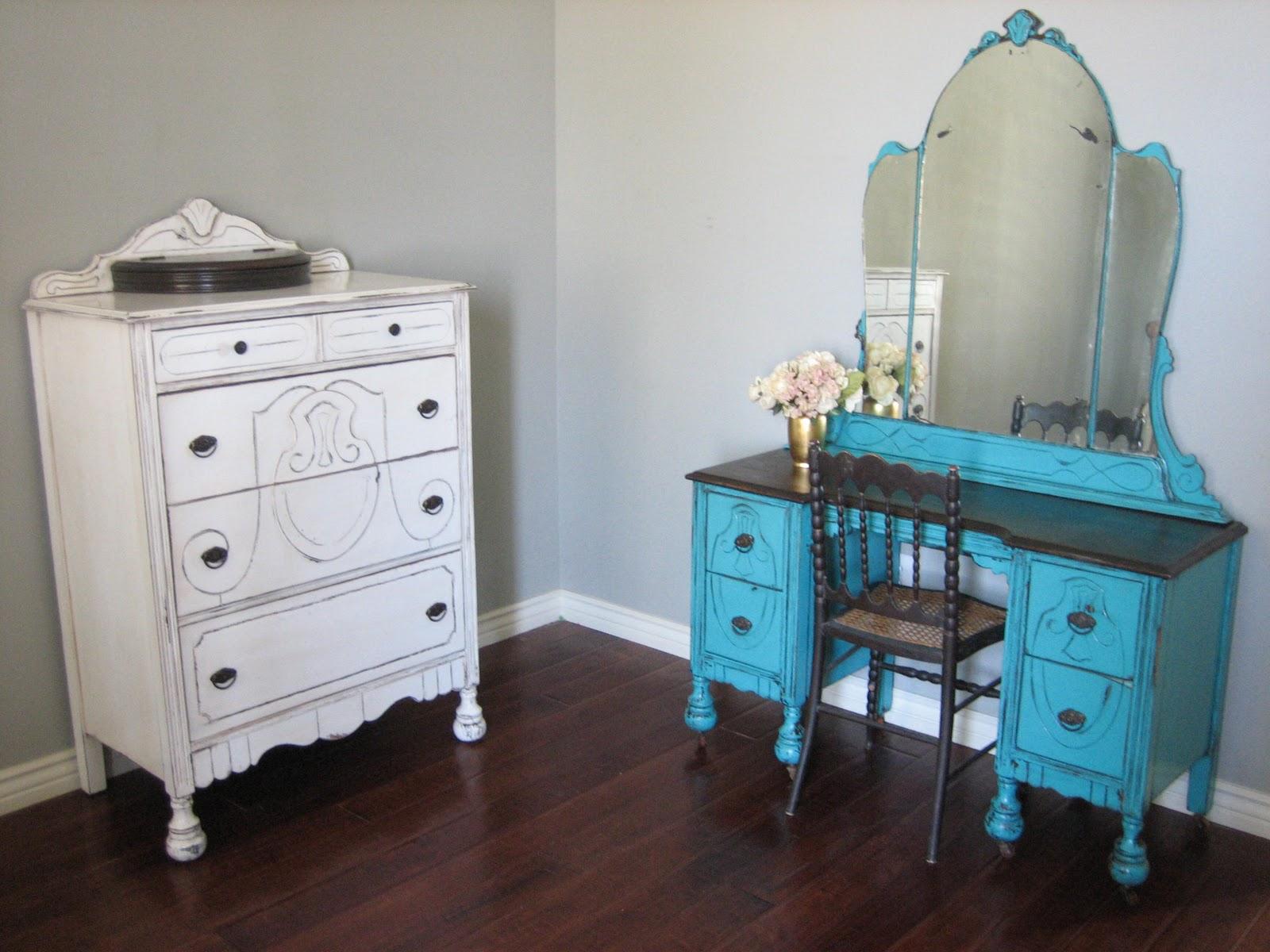 Tall White Dresser Mirror