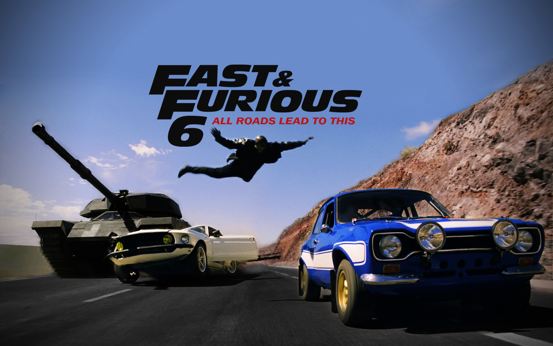 Tales from the Gloop  Curiouser and Furiouser  A Fast and Furious     Curiouser and Furiouser  A Fast and Furious Watch   Part 6  Fast and Furious  6