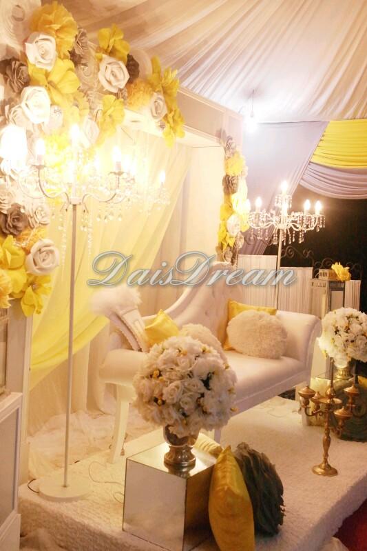 Grey And White Wedding Theme